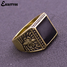 High Quality Ancient Fashion Sample Vintage Rings Statement Rings Jewelry