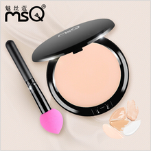 MSQ Pro 5 Colors Concealer Cream Palette Makeup Contour Foundation Make up Facial Face Cosmetics Beauty Tool(China)