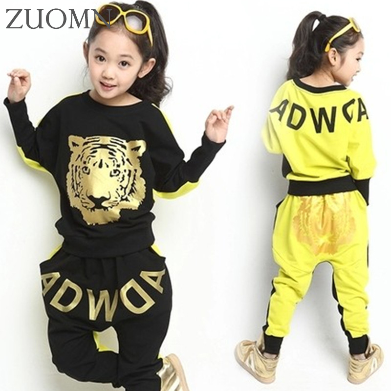 2-12T Fashion Children Clothing Fashion Baby Girl Clothes Set Bbaby Boy Clothes Girls Clothing Sportswear Suit Kids Wear YL463<br>