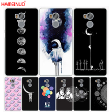 Buy HAMEINUO Space Love Moon Astronaut Cover phone Case Xiaomi redmi 4 1 1s 2 3 3s pro redmi note 4 4X 4A 5A for $1.99 in AliExpress store