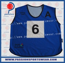 Sports Traning Bibs with Numbers Practice Bibs For Runner Teams