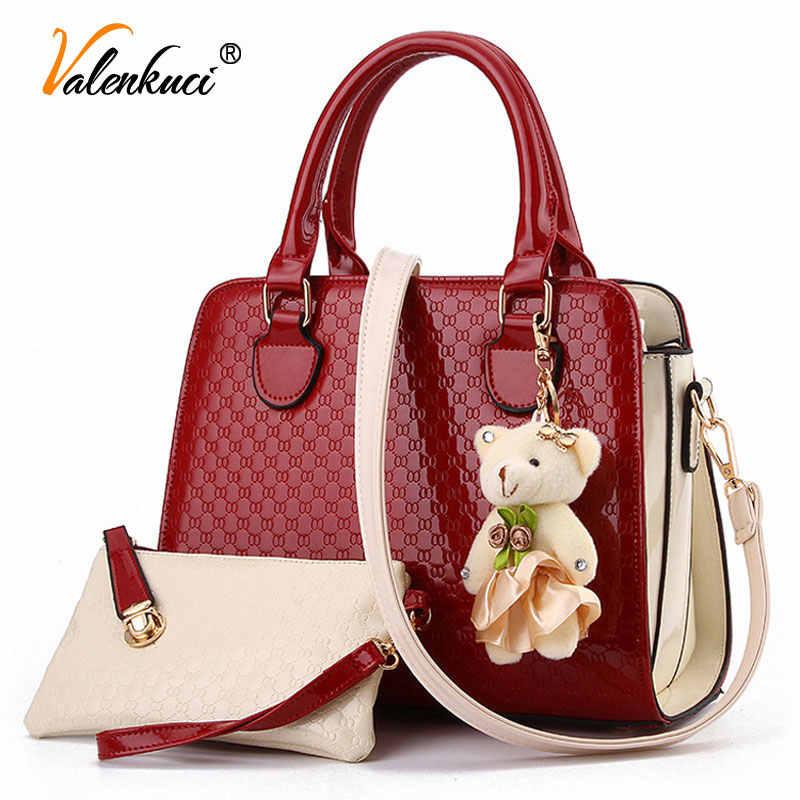 274ac00faf37 Valenkuci известные бренды 2017 дизайнерские сумки женские сумки-мессенджеры  сумки через плечо женские сумки с