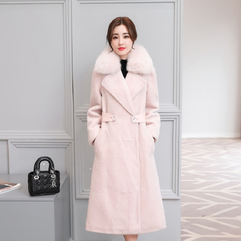 Loyal New Winter Womens Down Jacket High Imitation Fur Leather Plus Size Overcoats Maternity Clothing Pregnancy Jacket Warm Clothing Pregnancy & Maternity Coats