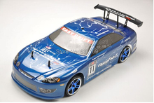 HSP car 94123 4WD 1/10 Scale Electric Power On-Road Drifting Rc Car Toys with 2.4G radio control