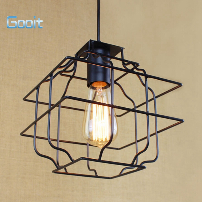 originality Nostalgic Vintage Iron Loft Aisle Wall Lamp For Balcony LOFT American Industrial Bulbs Retro Vintage lampshade<br><br>Aliexpress