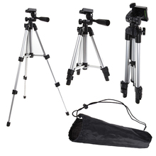 Universal Lightweight Portable Flexible Aluminium Camera Camcorder Tripod Stand