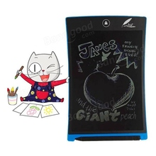 Howshow Mini Writing Tablet Writing Board E-Note Paperless LCD Writing Tablet Office Family School Drawing Graffiti Toy Gift