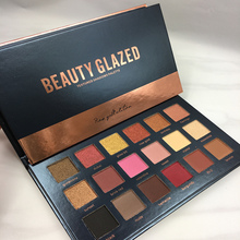 18 Color In 1 Eyeshadow kyshadow kylighter Swamp Queen Eye shadow and Cheek Palette Glitter Diamond Pigment Shimmer kilie Makeup