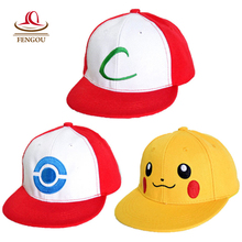 Children For Pokemon Go Cap snapback Hat Kids Team Valor Team Mystic Team Instinct For baseball Cap Hat Gorras