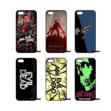 For iPod Touch iPhone 4 4S 5 5S 5C SE 6 6S 7 Plus Samung Galaxy A3 A5 J3 J5 J7 2016 2017 The Evil Dead Fan Made Logo Case Cover