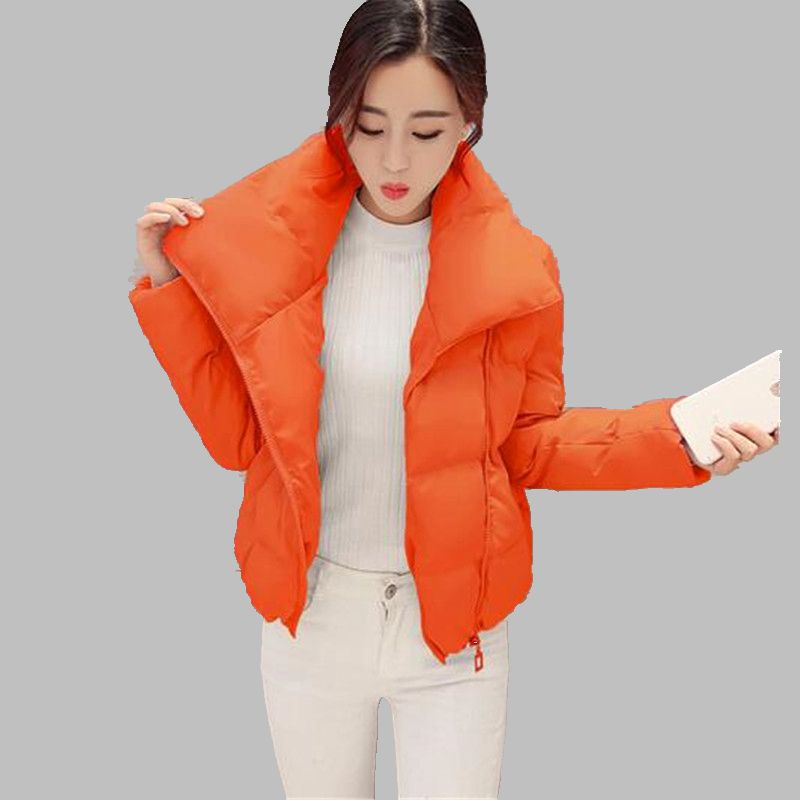 Students Winter Women Jacket Latest Style Cotton Down jacket Large size Elegant Slim short Jacket Leisure Thick Warm Coat G2709Одежда и ак�е��уары<br><br><br>Aliexpress