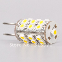 Free Shipping Led G4 Light 3528 SMD 12VDC/12VAC/24VDC 25LEDs White Warm White Commercial Engineering Indoor Camper Carts