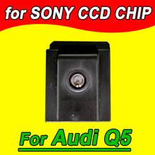 for Sony CCD Audi Q5 Logo Front Vorne Auto Kamera Frontkamera car camera front logo parking camera(China)