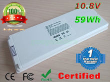 "Battery for Apple MacBook 13"" 13-inch A1181 A1185 MA561LL/A MA699 WHITE 59Wh NEW"