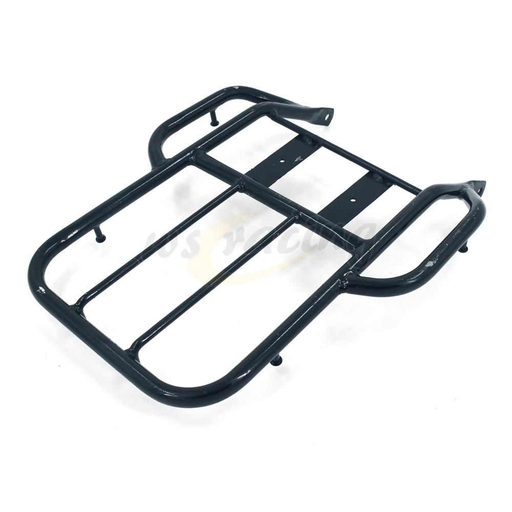 Detachable Rear Fender Luggage Rack Support Holder Cargo Shelf Shelves Bracket For BAJA 250 XR250 XR400 1996-2004 Motorcycle<br>