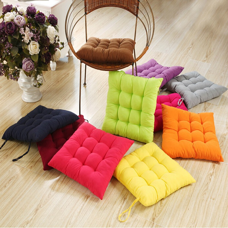 New Dining Garden Chair Seat Pad Upholstery Foam Tie Replacement Cushions Free Shipping F In Cushion From Home On Aliexpress Com Alibaba Group