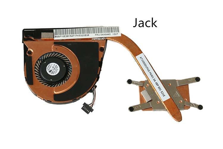 The new Thinkpad laptop S1 Yoga Radiator cooling fan FRU 04X6440<br>