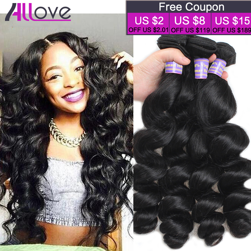 Beauty Malaysian Virgin Hair Loose Wave 3 Bundles Loose Wave Malaysian Hair Extensions Good Quality Soft Malaysian Loose Wave<br><br>Aliexpress