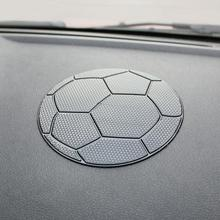 New Arrival Car Football Anti-Slip Dashboard Sticky Pad Non-slip Mat Holder GPS Cell Phone jy28