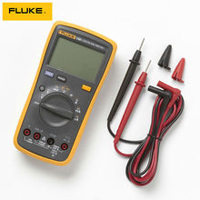 FLUKE 15B+ 4000 Counts AC/DC Voltage,Current,Capacitance,Ohm Auto/Manual Range Digital multimeter meter(China)