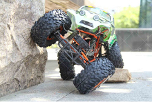 HSP 94180 1:10 4WS Rock Crawler RTR Package RC Remote Control Truck Send the lamp