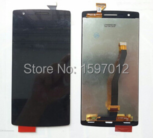 Lcd display screen+Touch Screen assembly for oneplus one free shipping<br><br>Aliexpress