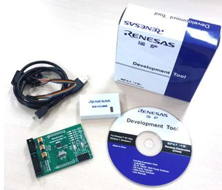 Набор для разработки чипов Renesas эмулятор загрузчика с функцией