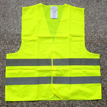 New Safety Clothing Visibility Security Safety Vest Jacket Reflective Strips Work Wear Uniforms Clothing Hot Sale Free Shipping(China)