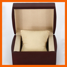 Solid Wooden Boxes Jewelry Watch Packing Gift Box With Nice Look