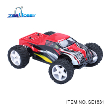 rc car toys 1:18 electric brushed truck 4x4 off road remote control toy rc racing car similar himoto redcat (item no. SE1831)