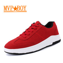 Mvp Boy Daily Handmade Leather Shoes Solomon Islands sport old skool stefan adidaselied patins inline chaussure homme de marque(China)