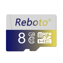 Reboto New Memory Card 8GB 4GB 2GB Micro SD Card Full Capacity flash card Memory Microsd for Smartphone/Tablet(China)
