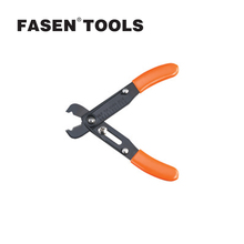 FASEN TOOLS YF-008 STRIPPING PLIER Multifunctional THE SIDELING BLADE PLIER cutting range 0.08-6.0mm2 for cutting and stripping(China)