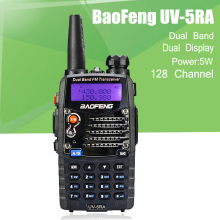 Walkie Talkie Baofeng UV-5RA 136-174&400-520MHz Handheld portable radio 128CH Vhf Uhf Dual Band Cb Ham Radio walkie Transceiver(China)