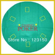 ZB-020 Non-woven fabric Texas Holdem Table Cloth(China)