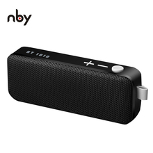 NBY BY1010 Bluetooth Speaker Portable Wireless Speaker Stereo loudspeaker with Enhanced Bass for iPhone Samsung(China)