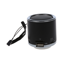 Mini Portable Rechargeable Audio Speaker Radio for MP3 MP4 IPOD(China)