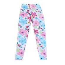 Girl Leggings Children Stretch Render Children Trousers Tenths Pants Leggings FOR Kids Baby Girl Legging infantil para meninas