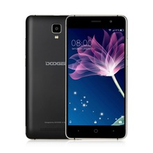 DOOGEE X10 5'' 3G Smartphone Android 6.0 MTK6570 Dual Core 512MB RAM 8GB ROM Mobile Phone 3360mAh 5MP Dual ID Dual SIM Cellphone(China)