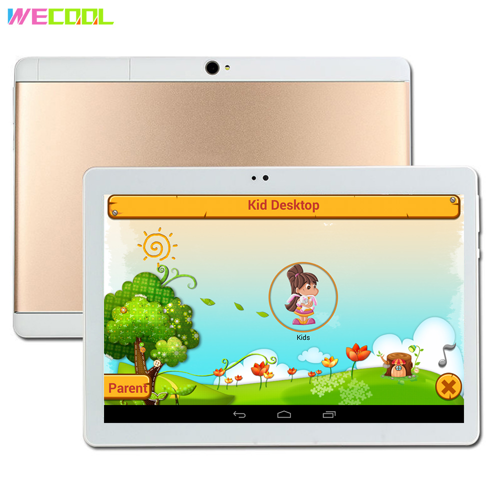 10 inch WeCool Android Kids Tablet PC 16GB with 3G Network Preinstalled Kids Educational Apps Kids Games Tablet PC for Birthday(Hong Kong,China)