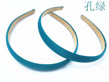 Satin Headband Hair Band Alice  Hairband bow hoop 1.5cm wideth