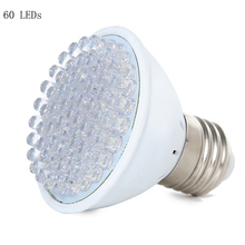 Newest Hydroponics Lighting 2w 3w 60LEDs E27 Red and Blue LED Plant Grow Light Bulb 110V/220V For Pot Plant Succulents