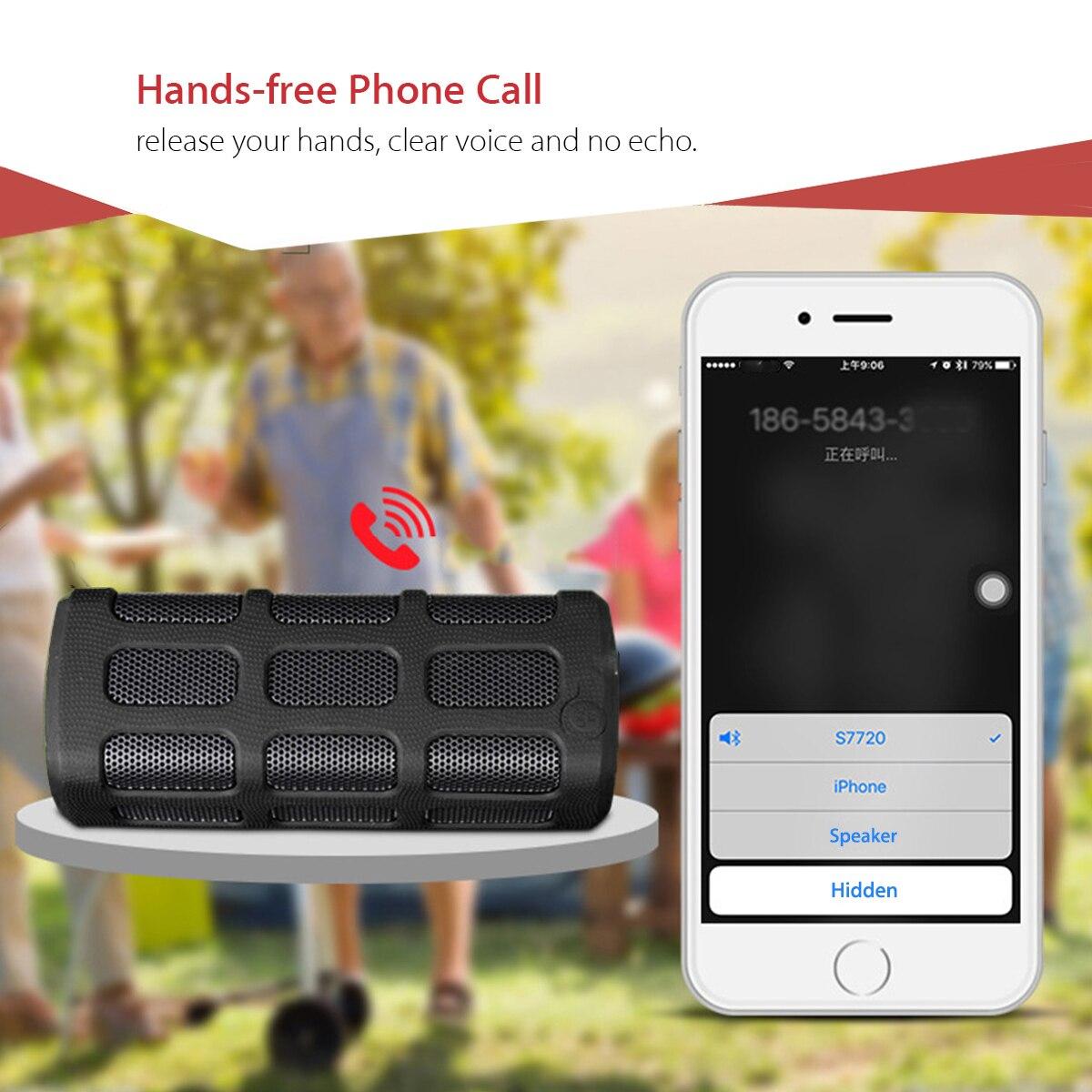 Bluetooth Speaker (Outdoor) 8