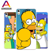 Lenovo k3 note Case,Silicon Popular Cartoon Painting Soft TPU IMD Back Cover for lenovo a7000 Transparent Phone Bags shell