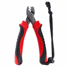 Booms Fishing CP2 Fishing Crimping Pliers for Single-Barrel Sleeves