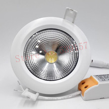 Wholesale high quality waterproof LED downlight 12W 15W Dimmable down LED lighting for corridor/passageway/bathroom