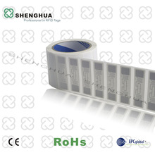 10pcs/pack Wholesale UHF Tags 860~960MHz Anti-Counterfeit Passive RFID Label Sticker for Goods Management