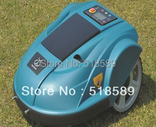 Automatic Robot Lawn Mower / weed with CE and ROHS approved Free Shipping