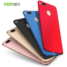 Original MOFi Brand for XiaoMi MiA1 case silicone scrub cover hard PC Back cover for Global Version Xiaomi Mi A1 cases 5.5 inch(China)