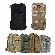 Large Capacity Camping Backpack 2017 Outdoor Army Military Tactical Backpack Trekking Bag Travel Rucksacks Hiking Camo Bag
